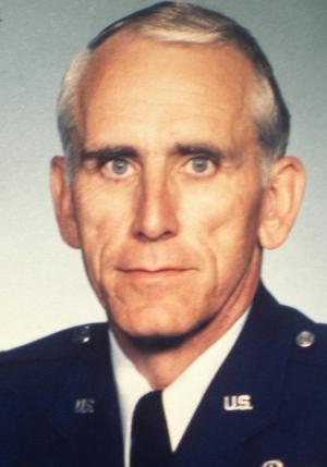 Colonel USAF (ret) Dennis R. Redding
